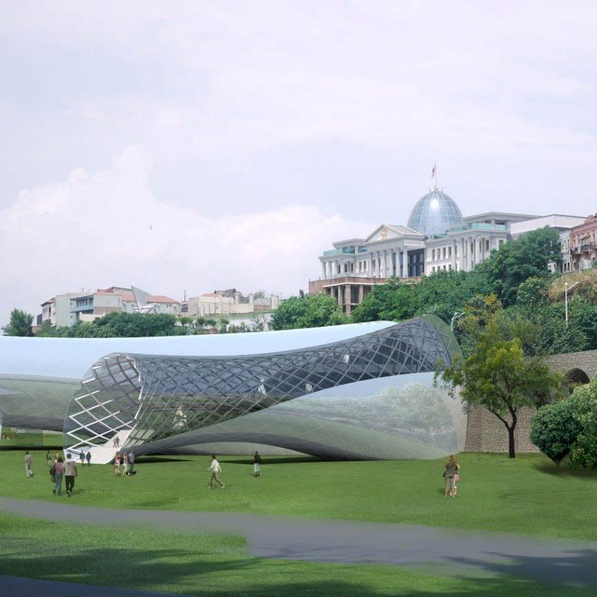Rhike Park, la Arquitectura de lo Magnífico 8