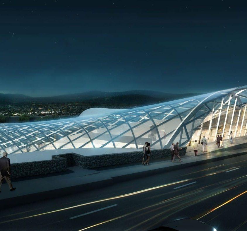 Rhike Park, la Arquitectura de lo Magnífico 9