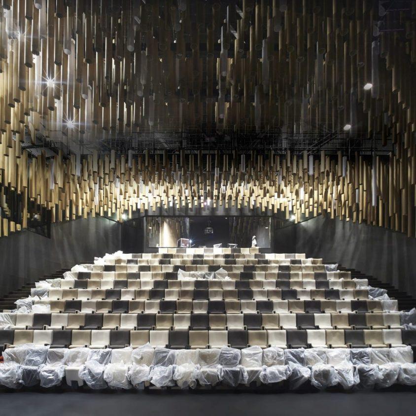 """Cité du vin"" una experiencia arquitectónica única 12"