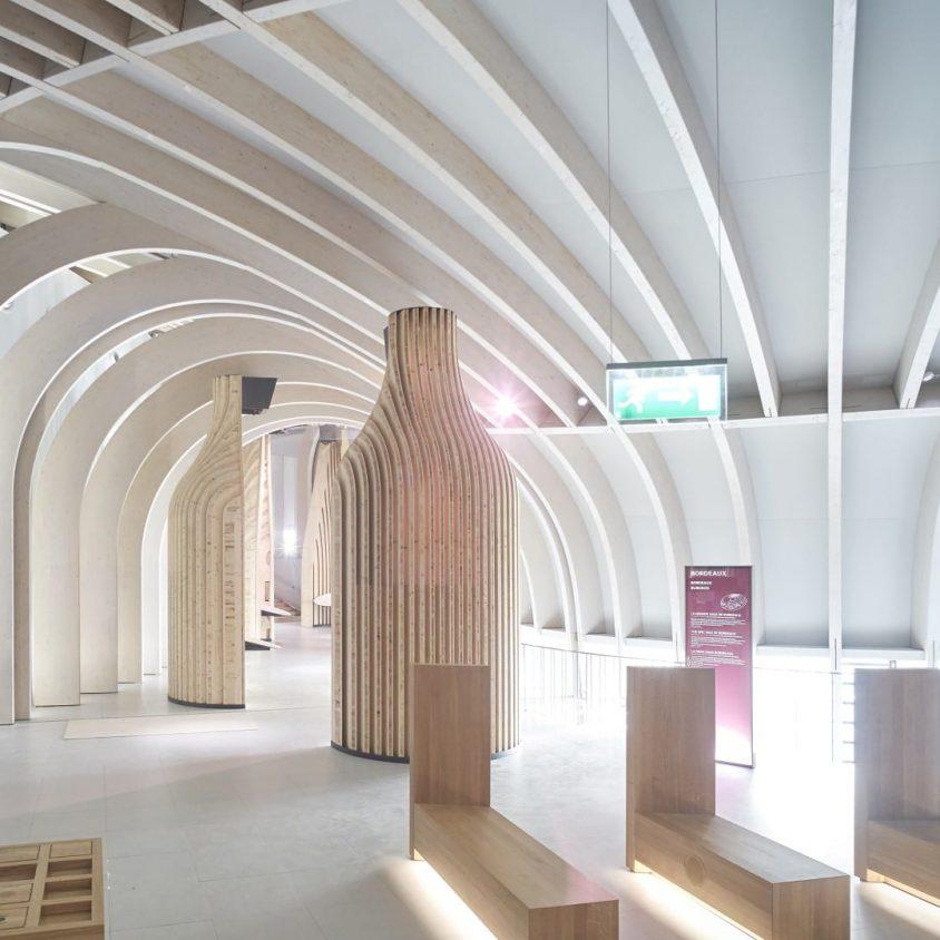 """Cité du vin"" una experiencia arquitectónica única 20"