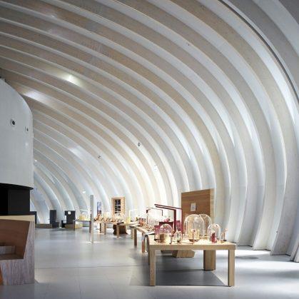 """Cité du vin"" una experiencia arquitectónica única 21"
