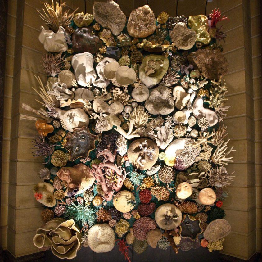"""Our Changing seas"", una obra de Courtney Mattison 6"