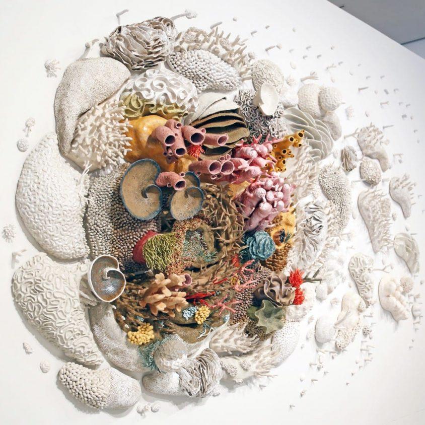 """Our Changing seas"", una obra de Courtney Mattison 2"