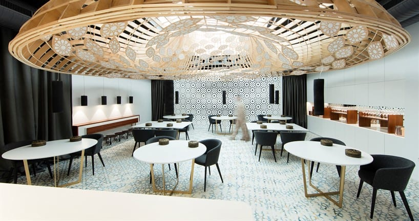 Noor Restaurante, Arquitectura Contemporánea con Alma Andaluza 10