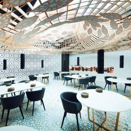 Noor Restaurante, Arquitectura Contemporánea con Alma Andaluza 3