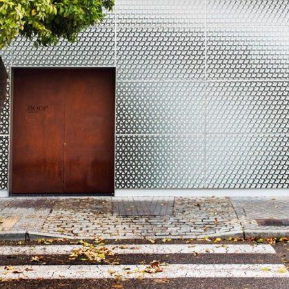 Noor Restaurante, Arquitectura Contemporánea con Alma Andaluza 12