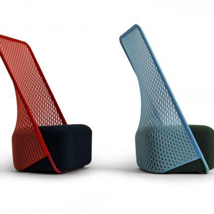 Cradle, comodidad y tecnología en diseños únicos 3