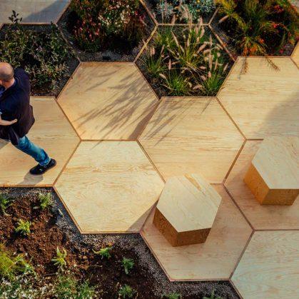 Zighizagui, un jardín multisensorial 3