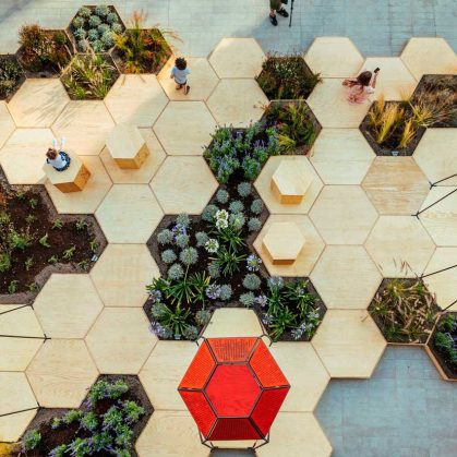 Zighizagui, un jardín multisensorial 4