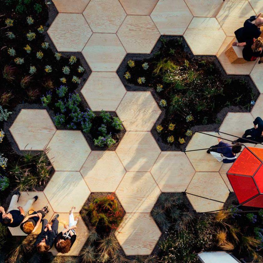 Zighizagui, un jardín multisensorial 5