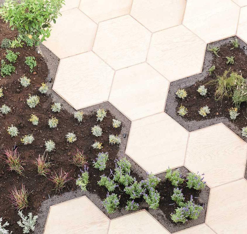 Zighizagui, un jardín multisensorial 7