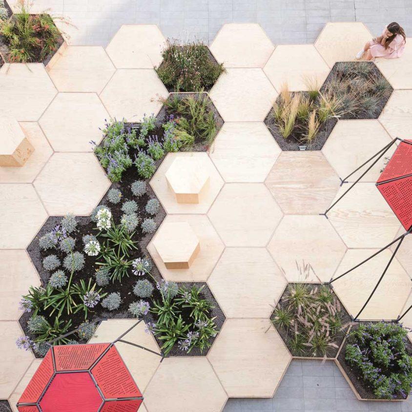 Zighizagui, un jardín multisensorial 13