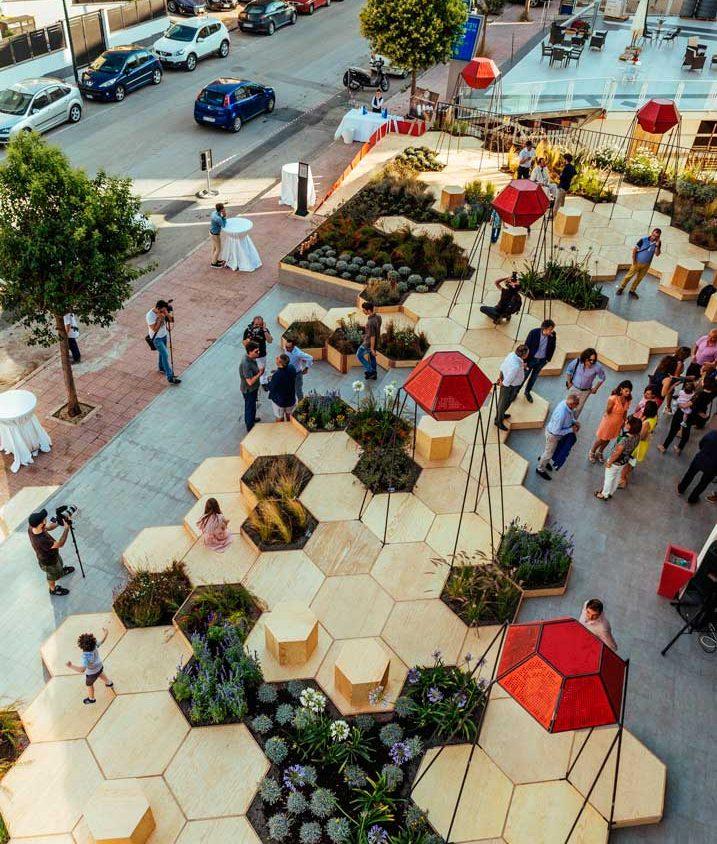 Zighizagui, un jardín multisensorial 11