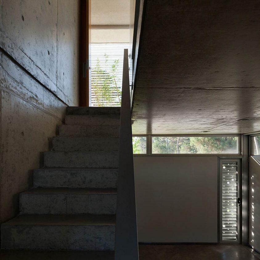 Casa Álamos: creatividad en hormigón 21