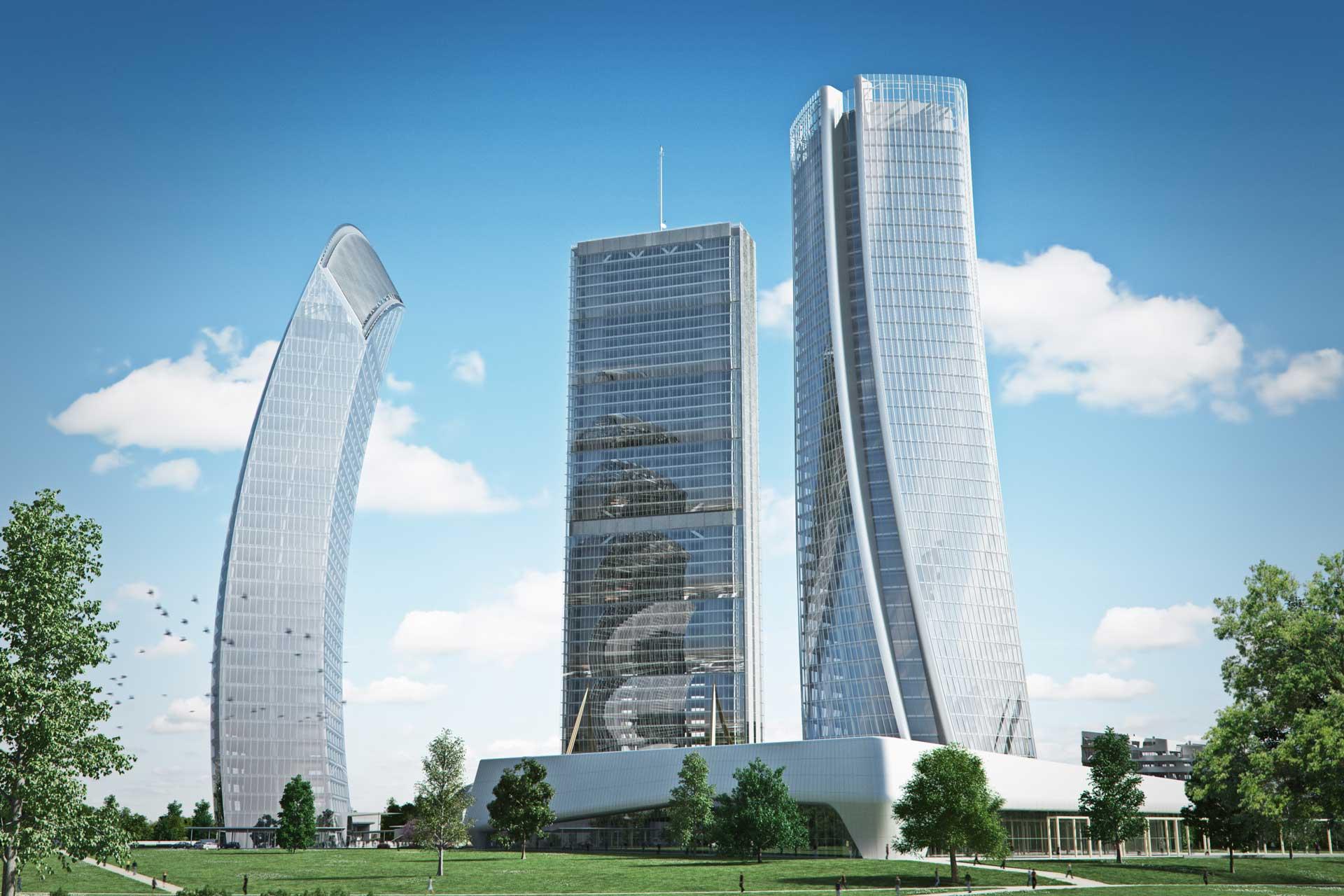 City Life Milano / Un Complejo Residencial de Zaha Hadid 2