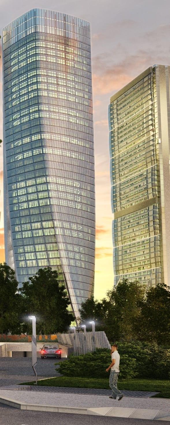 City Life Milano / Un Complejo Residencial de Zaha Hadid 5