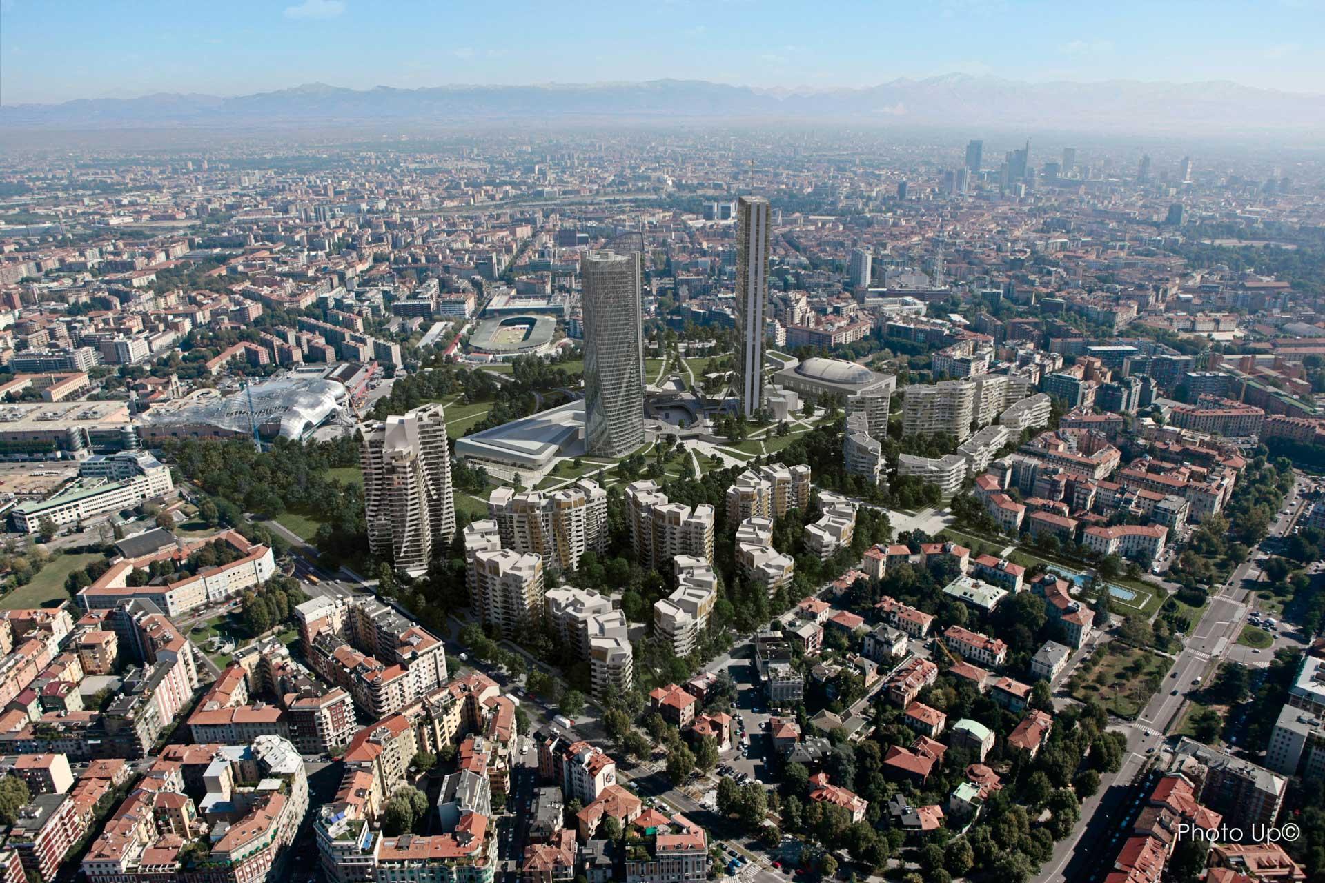 City Life Milano / Un Complejo Residencial de Zaha Hadid 10