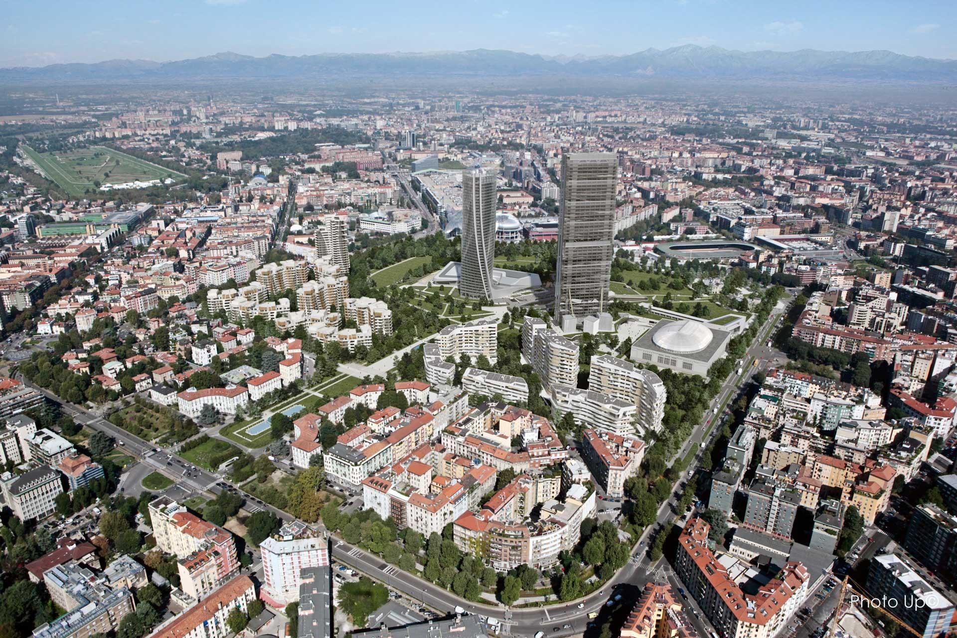 City Life Milano / Un Complejo Residencial de Zaha Hadid 1