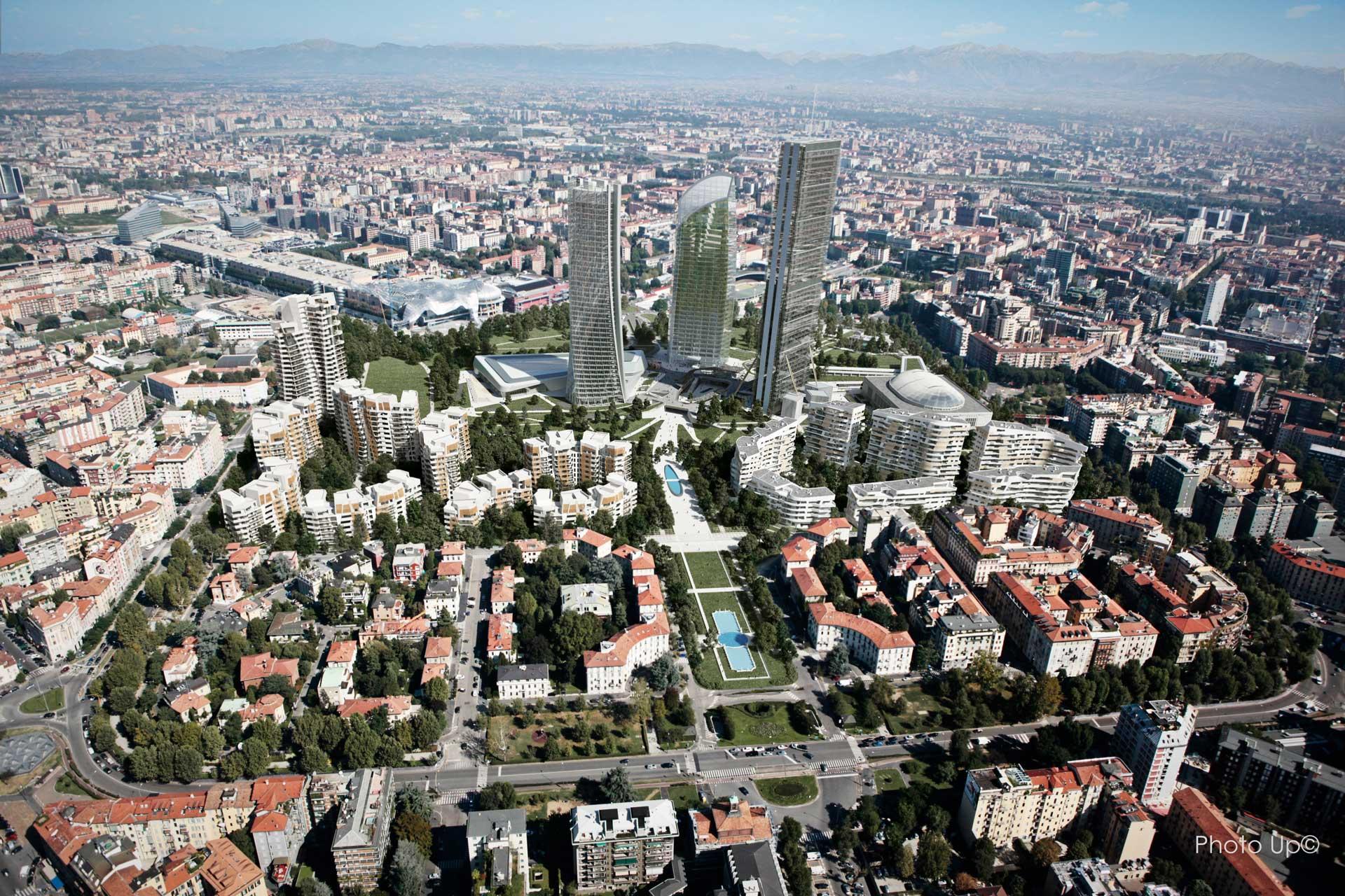 City Life Milano / Un Complejo Residencial de Zaha Hadid 6