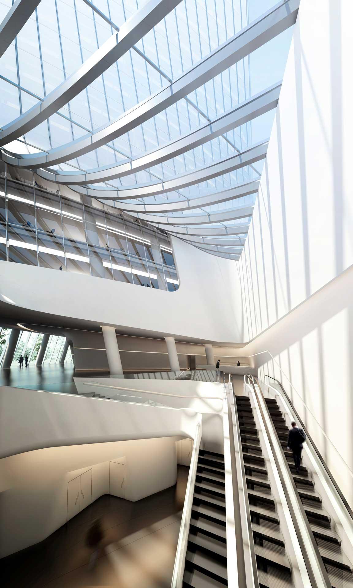 City Life Milano / Un Complejo Residencial de Zaha Hadid 8