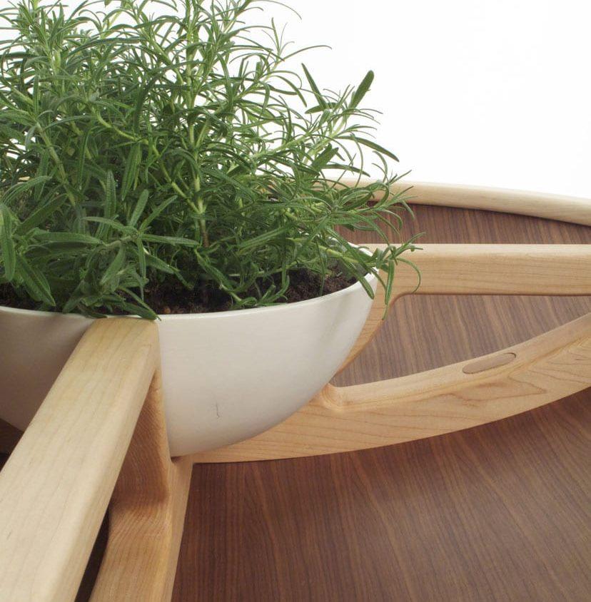 Muebles inspirados en la naturaleza 13