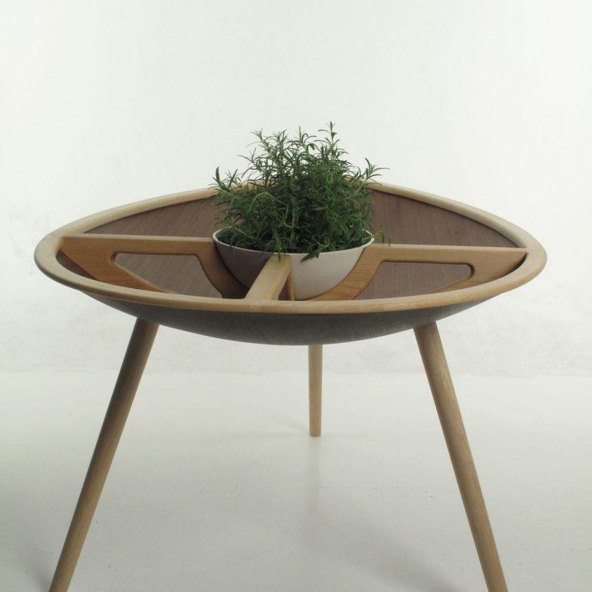 Muebles inspirados en la naturaleza 11