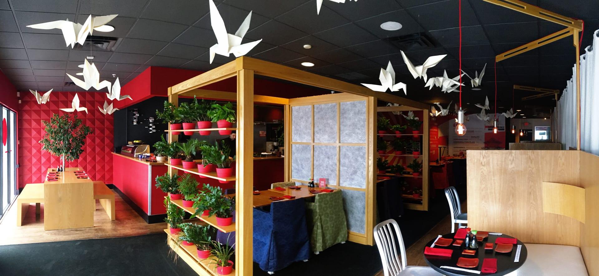 Kokai Sushi & Lounge