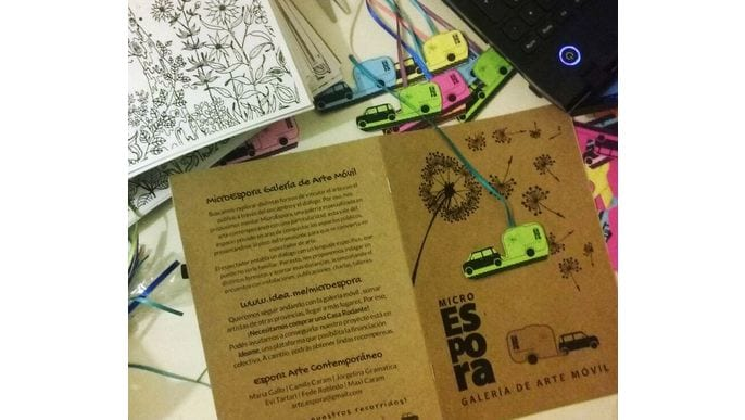 Campaña por una galería de arte itinerante 1