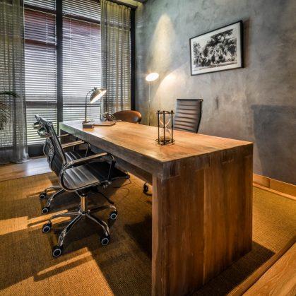 Oficinas con calidez de hogar 7