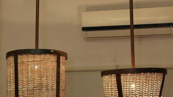 Lámpara de techo 9