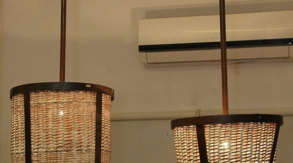 Lámpara de techo 1