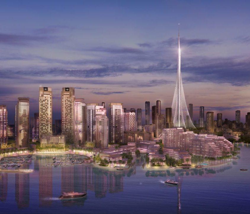 Calatrava conquista Dubai 1