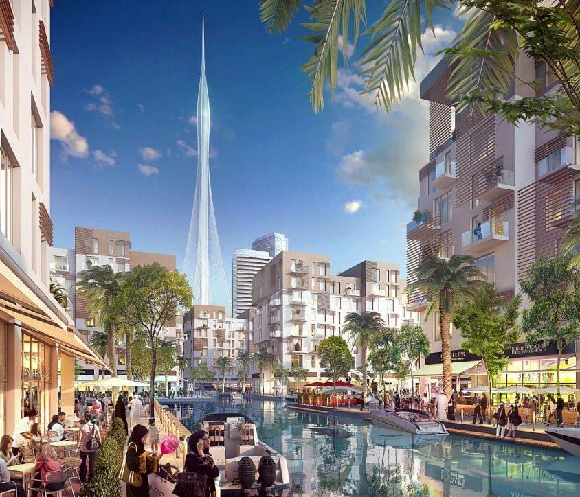 Calatrava conquista Dubai 3