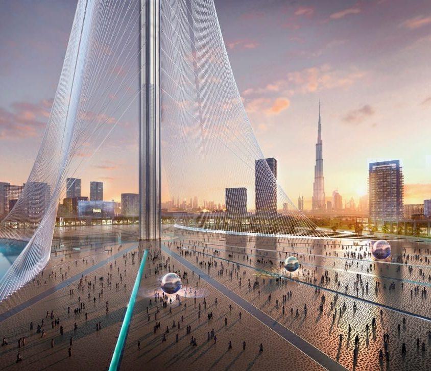 Calatrava conquista Dubai 4