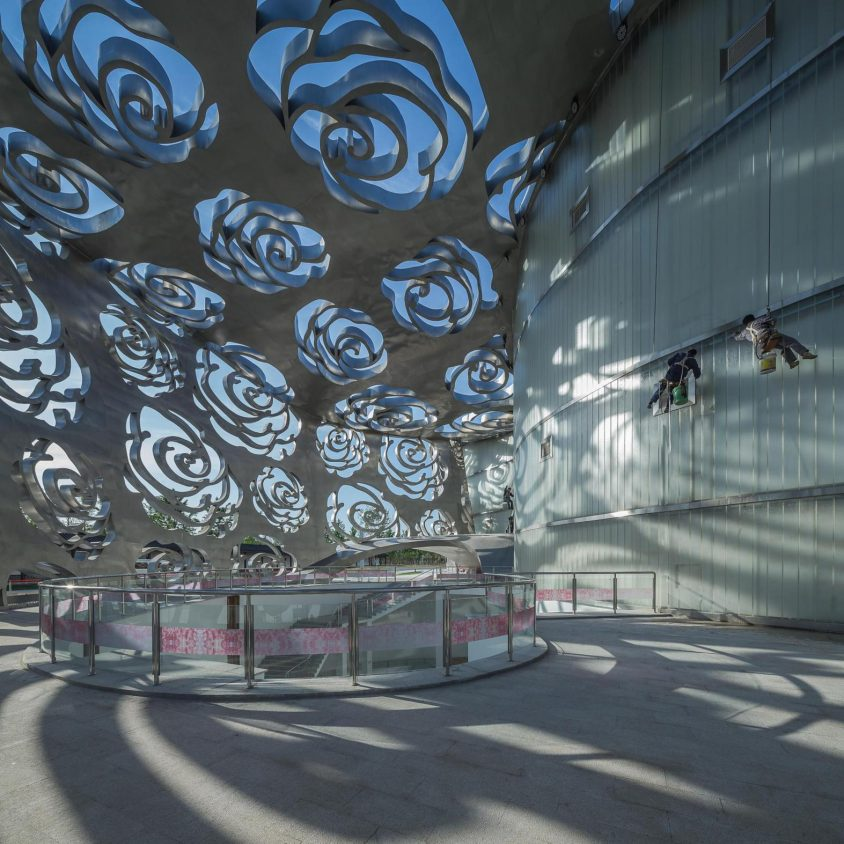 La nueva arquitectura China 3