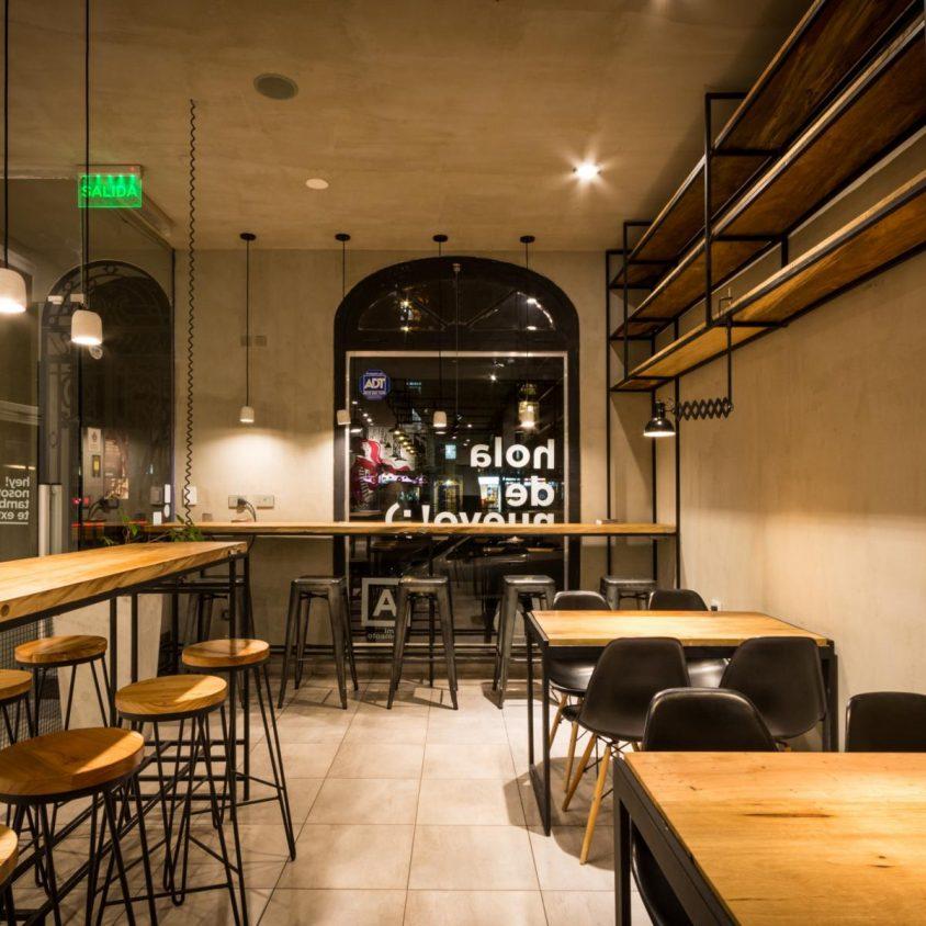 Aquiles Café: un lugar para relajarse 14