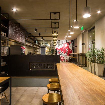 Aquiles Café: un lugar para relajarse 3
