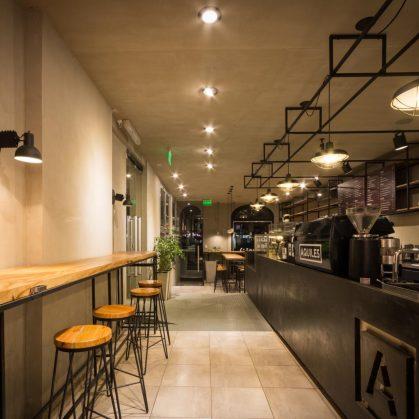 Aquiles Café: un lugar para relajarse 12