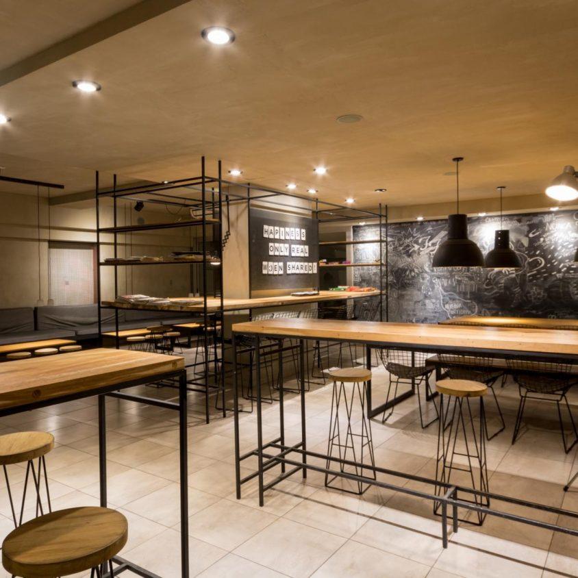 Aquiles Café: un lugar para relajarse 11