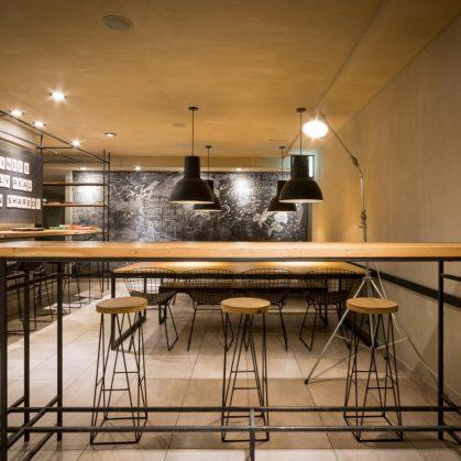 Aquiles Café: un lugar para relajarse 6
