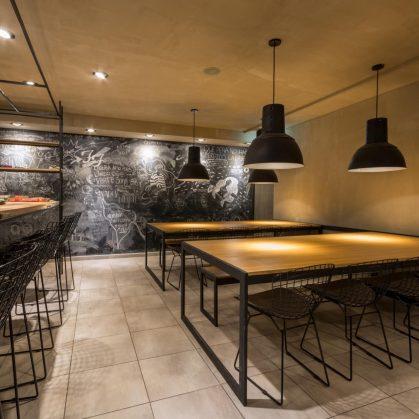 Aquiles Café: un lugar para relajarse 13