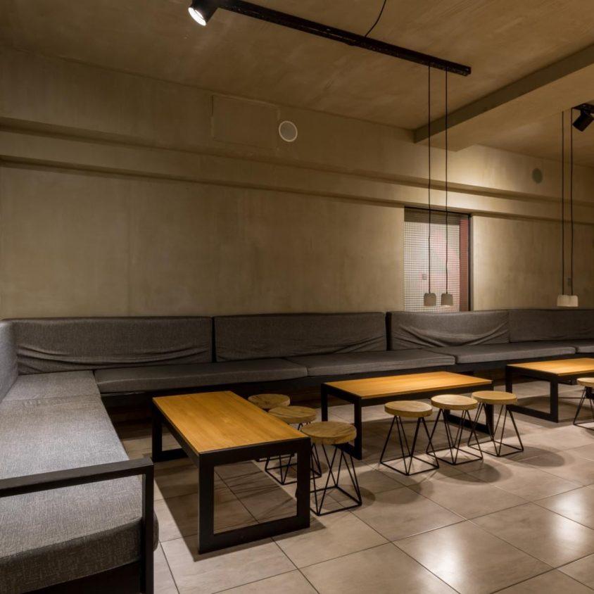 Aquiles Café: un lugar para relajarse 2