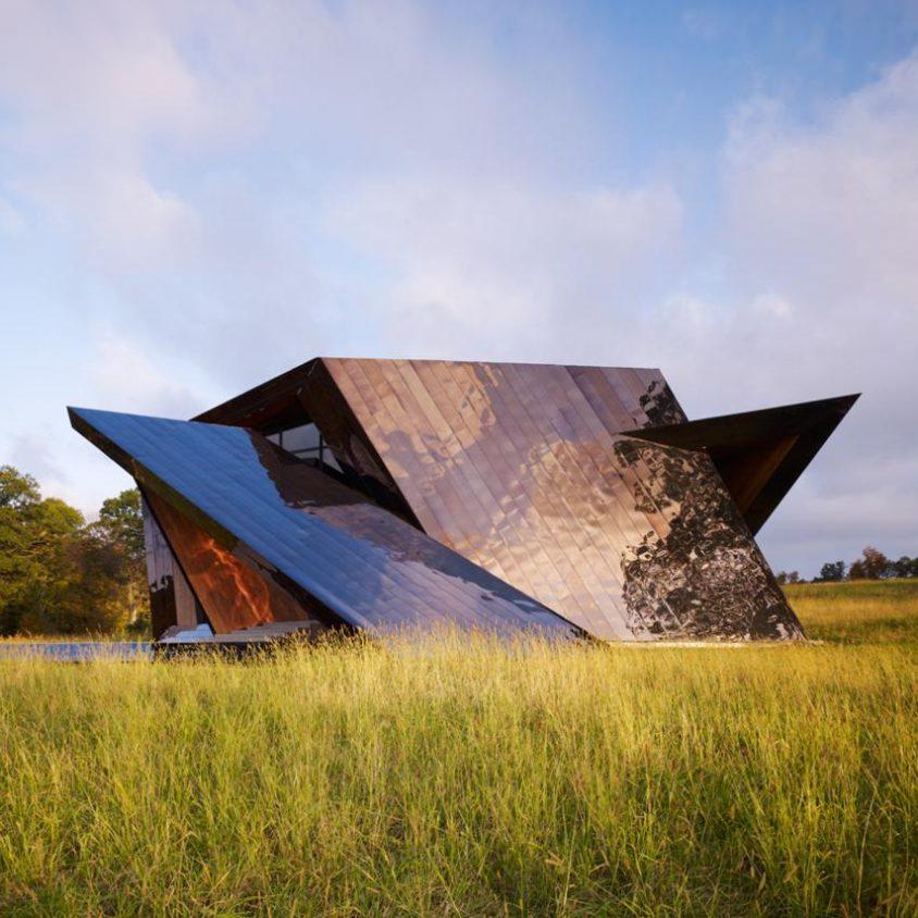 Arquitectura para contemplar 5
