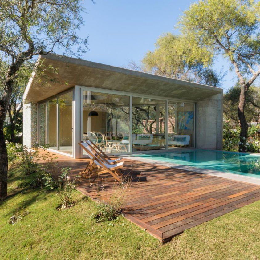 Casa en el bosque 6