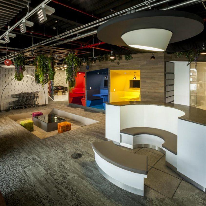 Un showroom apto para creativos 6