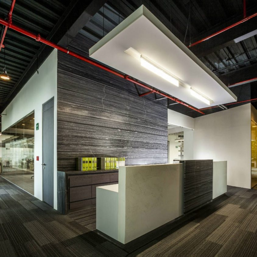 Un showroom apto para creativos 11