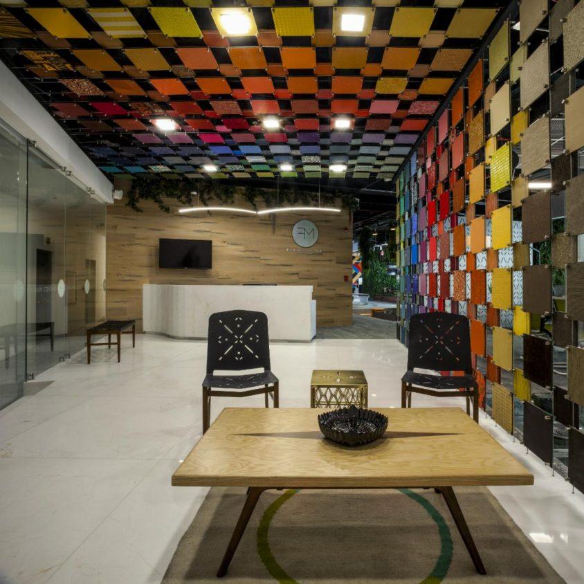 Un showroom apto para creativos 2