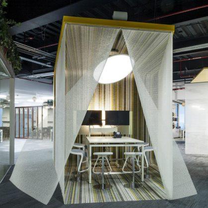 Un showroom apto para creativos 4