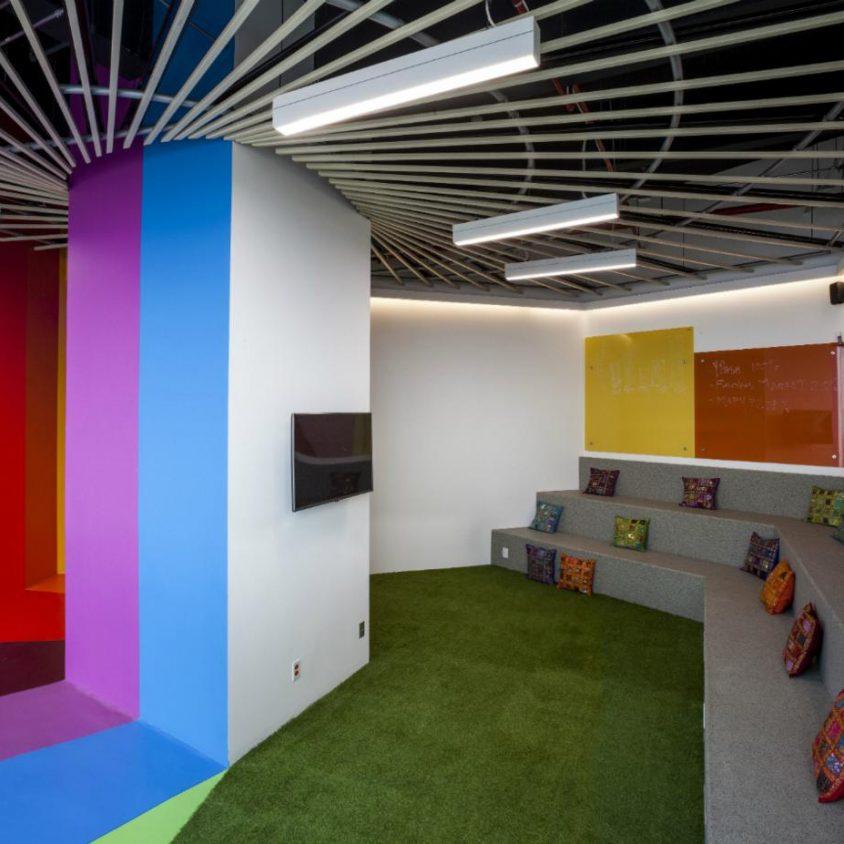 Un showroom apto para creativos 7