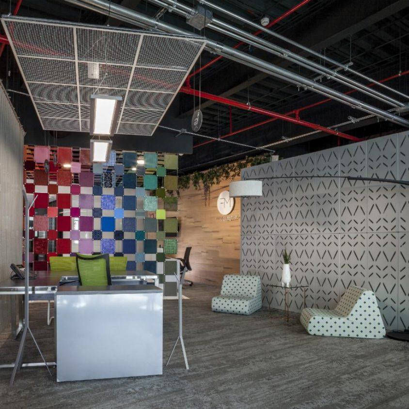 Un showroom apto para creativos 1